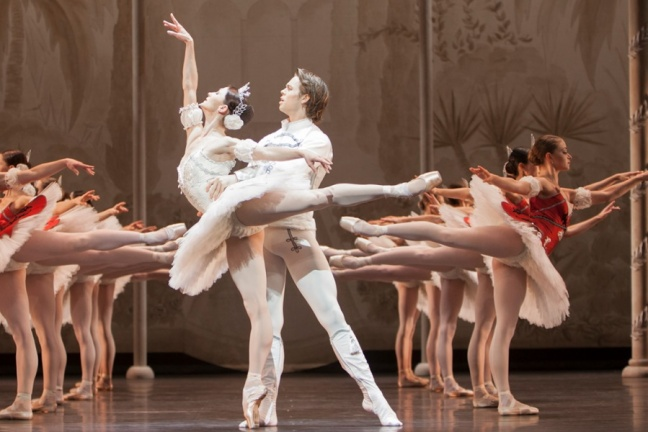 Dutch National Ballet: Τα έργα Paquita, Penumbra και No Time Before Time σε online προβολή