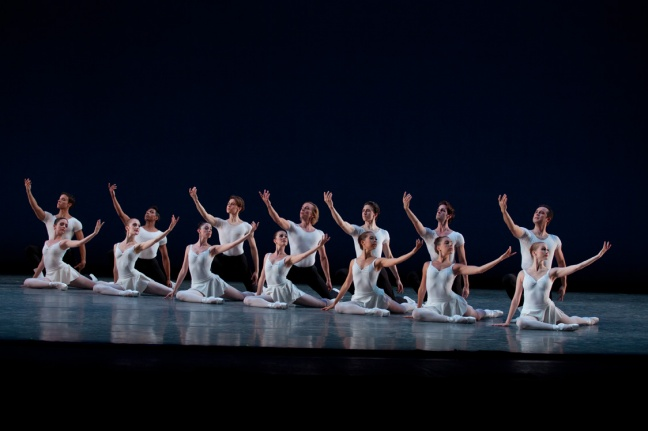 New York City Ballet: American Music Festival 2013