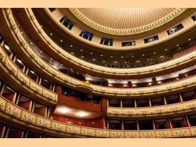 Κρατική Όπερα της Βιέννης: Παραστάσεις όπερας και μπαλέτου διαθέσιμες για το κοινό μέσω διαδικτύου