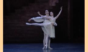 Ρωμαίος και Ιουλιέτα: Η παραγωγή του σπουδαίου χορογράφου Kenneth MacMillan για το Royal Ballet