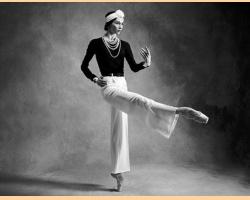 Η Svetlana Zakharova παρουσίασε σε παγκόσμια πρεμιέρα ένα μπαλέτο για την Coco Chanel