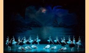 Η Λίμνη των Κύκνων με το Μπαλέτο της Εθνικής Όπερας της Οδησσού στο Μέγαρο Μουσικής