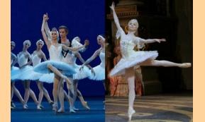 Οι κορυφαίες χορεύτριες και διάσημες μπαλαρίνες του Μπαλέτου Μπολσόι