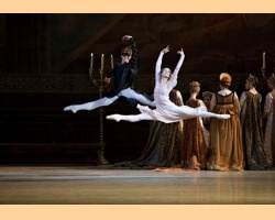 Ρωμαίος και Ιουλιέτα με την πρίμα μπαλαρίνα Diana Vishneva και το Mariinsky Ballet στο Christmas Theater Online
