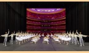 Η ιστορία του μπαλέτου της Εθνικής Λυρικής Σκηνής