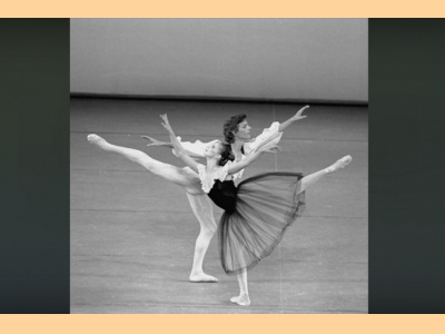 Lincoln Center: Αφιέρωμα στον George Balanchine με το New York City Ballet σε διαδικτυακή προβολή