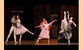 Τα τρία διασημότερα μπαλέτα του κορυφαίου χορογράφου Kenneth MacMillan