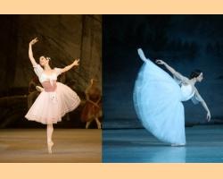 Giselle με την πρίμα μπαλαρίνα Diana Vishneva και το Mariinsky Ballet στο Christmas Theater Online