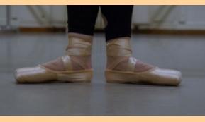 Πουέντ: Ορισμένα στοιχεία για τα παπούτσια χορού που χρησιμοποιούν οι μπαλαρίνες