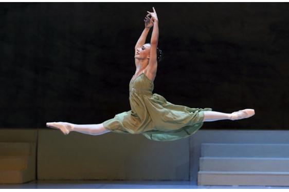 Πως οι χορευτές μπαλέτου μπορούν να συγκριθούν με άλλους αθλητές