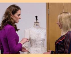 Η Kate Middleton παρακολούθησε τις πρόβες του Βασιλικού Μπαλέτου του Λονδίνου