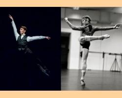 Μαθήματα προετοιμασίας για Ανώτερες Σχολές Χορού με τον Α' Χορευτή της ΕΛΣ, Βαγγέλη Μπίκο