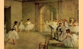 Οι χορεύτριες του Degas: Πως οι μπαλαρίνες ενέπνευσαν τον ιμπρεσιονιστή καλλιτέχνη
