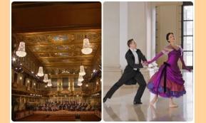 Οι εντυπωσιακές χορογραφίες που είδαμε φέτος στην Πρωτοχρονιάτικη Συναυλία της Φιλαρμονικής της Βιέννης