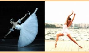 Οι Έλληνες χορευτές που ξεχώρισαν χορεύοντας με μεγάλα μπαλέτα του κόσμου