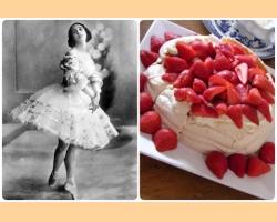 Πως η μπαλαρίνα Anna Pavlova αποτέλεσε έμπνευση για τη δημιουργία ενός γλυκού με το όνομά της