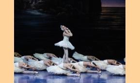 Όπερα της Ρώμης: Το μπαλέτο Swan Lake με κορυφαίους χορευτές του Bolshoi Ballet σε online προβολή