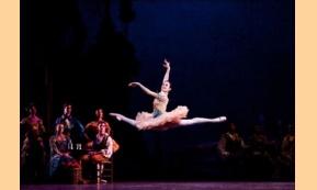 Μέλανι Χάμρικ: Η σύντροφος του Μικ Τζάγκερ αποχαιρετά το American Ballet Theatre