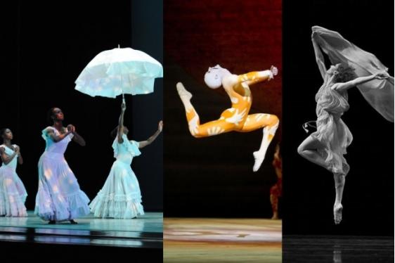 Πέντε από τα διασημότερα έργα σύγχρονου χορού