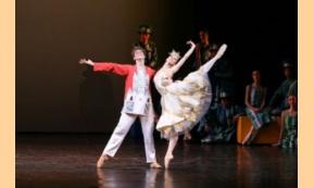 Mariinsky Ballet: Το μπαλέτο The Little Humpbacked Horse σε online μετάδοση στις 29 Μαρτίου