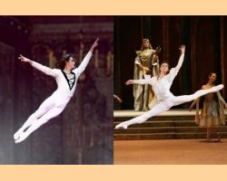 Οι διάσημοι κορυφαίοι χορευτές του Μπαλέτου Μπολσόι