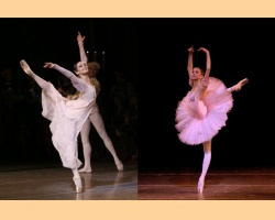 Οι κορυφαίες χορεύτριες και διάσημες μπαλαρίνες του Μπαλέτου Μαριίνσκι