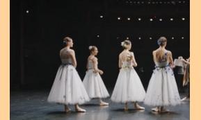 Εντυπωσιακά κοστούμια Chanel για το Μπαλέτο της Όπερας του Παρισιού