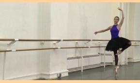 Η μπαλαρίνα που έκανε το όνειρό της πραγματικότητα στο American Ballet Theatre