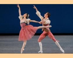 New York City Ballet: Το μπαλέτο Donizetti Variations του George Balanchine σε online προβολή