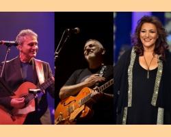 «Ο γύρος του κόσμου με ελληνικά τραγούδια»: Οι πρώτες συναυλίες στο CT Garden Festival