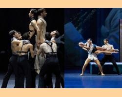 Xορός με τη σκιά μου: Η εντυπωσιακή παραγωγή της Εθνικής Λυρικής Σκηνής στο Ηρώδειο