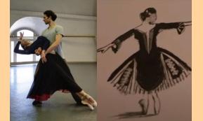 Le Rouge et le Noir: Το μπαλέτο του κορυφαίου χορογράφου Pierre Lacotte για την Όπερα του Παρισιού