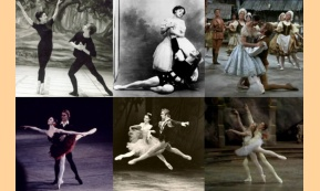 Οι συνεργασίες μεγάλων χορευτών που άφησαν εποχή στην ιστορία του μπαλέτου